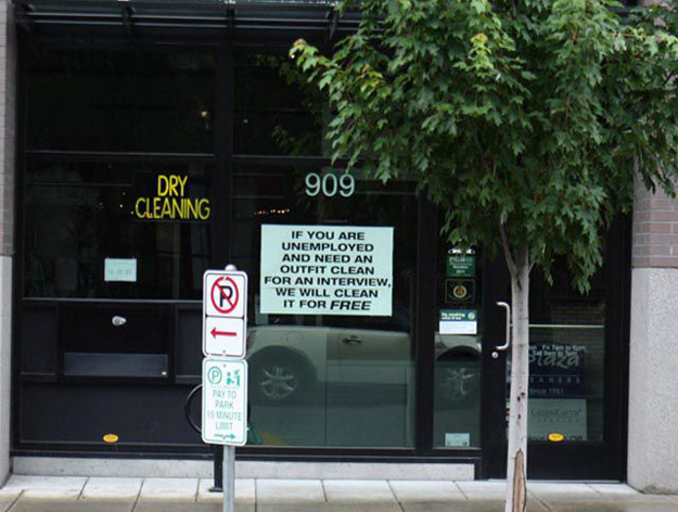 FREE Drycleaning