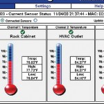 Server room temperature monitor - Northern NJ Small Business IT Services