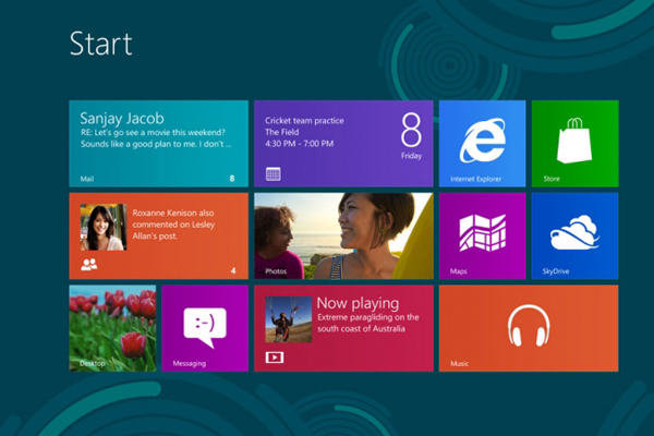 Windows 8 Desktop - NJ Small Business IT Consulting